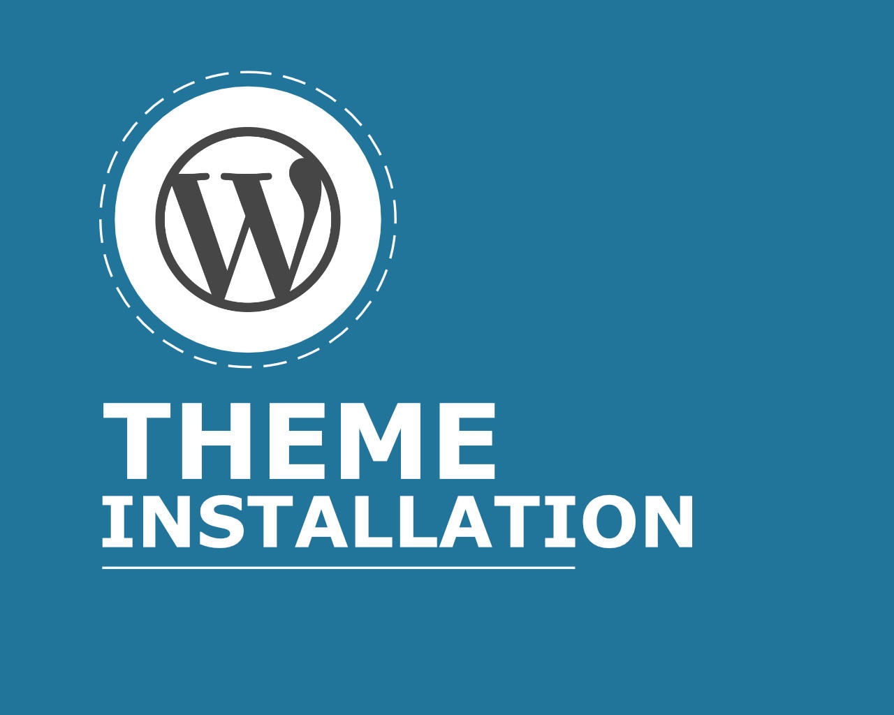 Wordpress Theme Installation  by jassdesigngroup - 105754