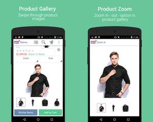 Native iOS WooCommerce Mobile App for iphone by dasinfomedia on