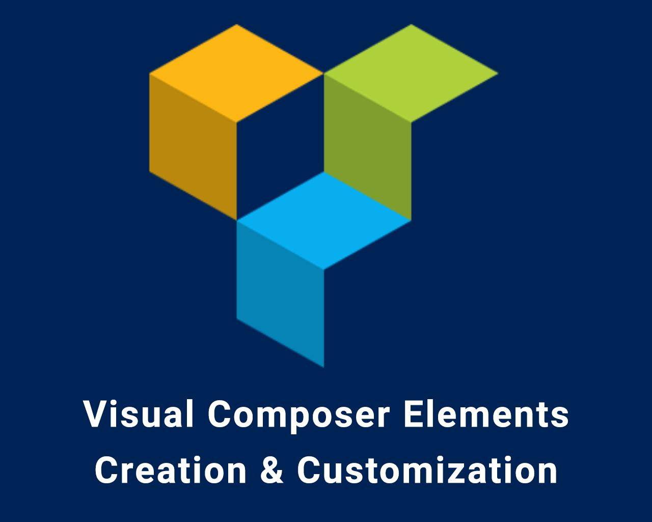 Visual Composer Elements Creation & Customization by ERROPiX - 103629