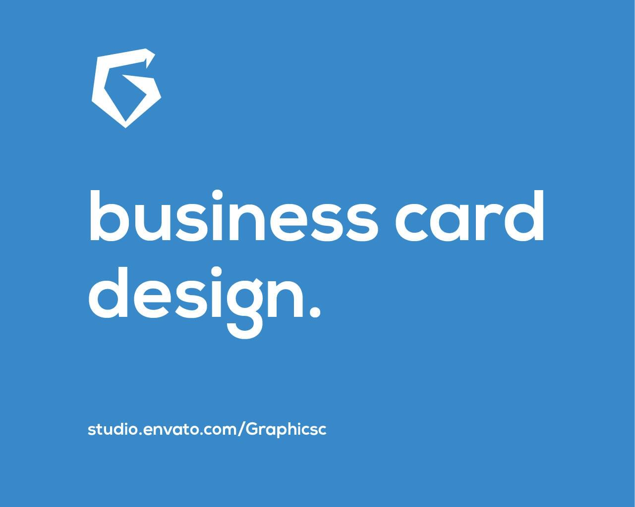 High-End Business Card Designs by Graphicsc - 115867