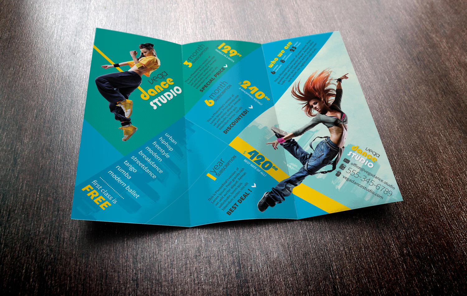 Brochure & Flyer Creative Design by ikaruna_design - 55751