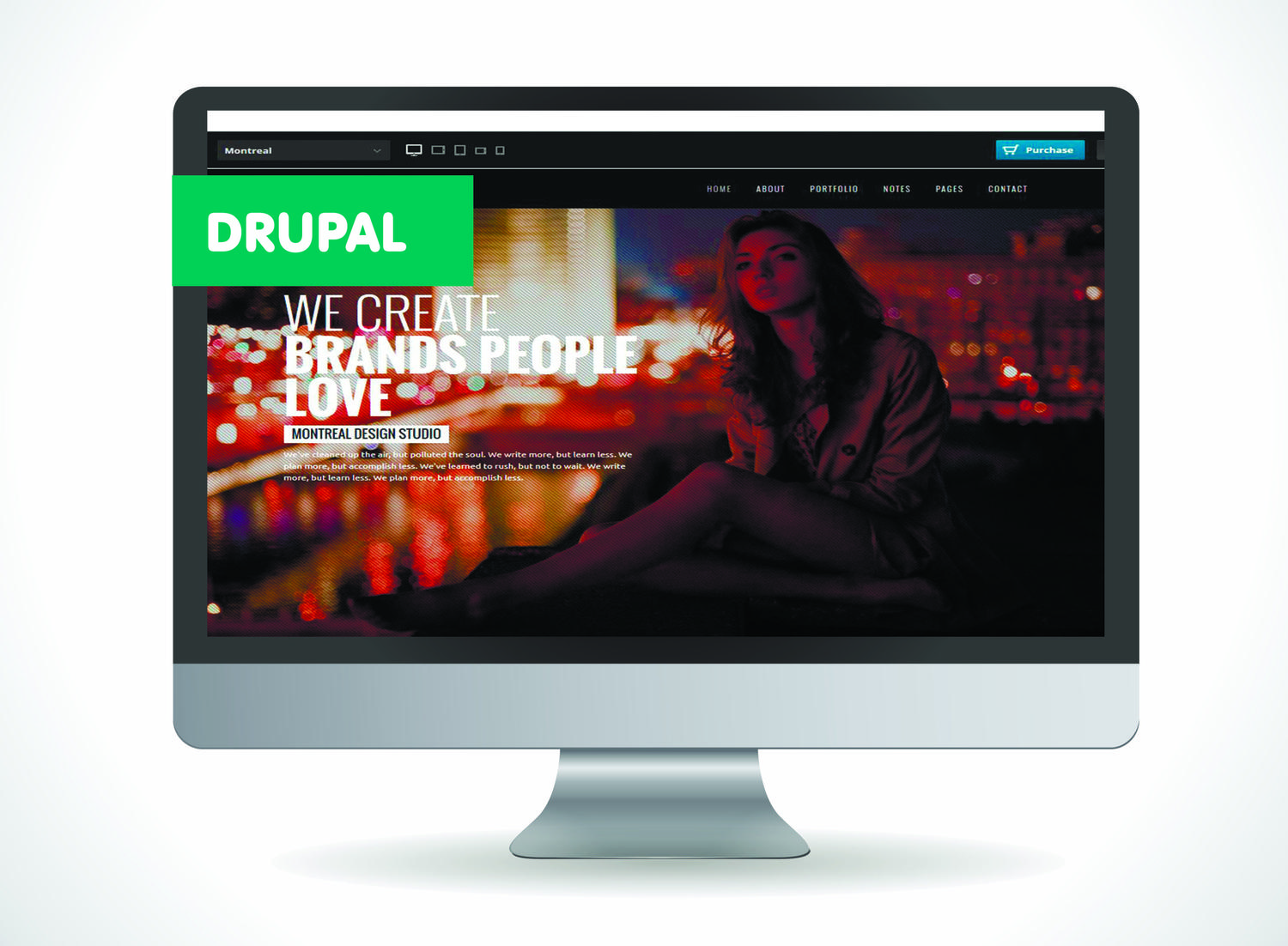 Express Drupal Installation by childtheme - 95327