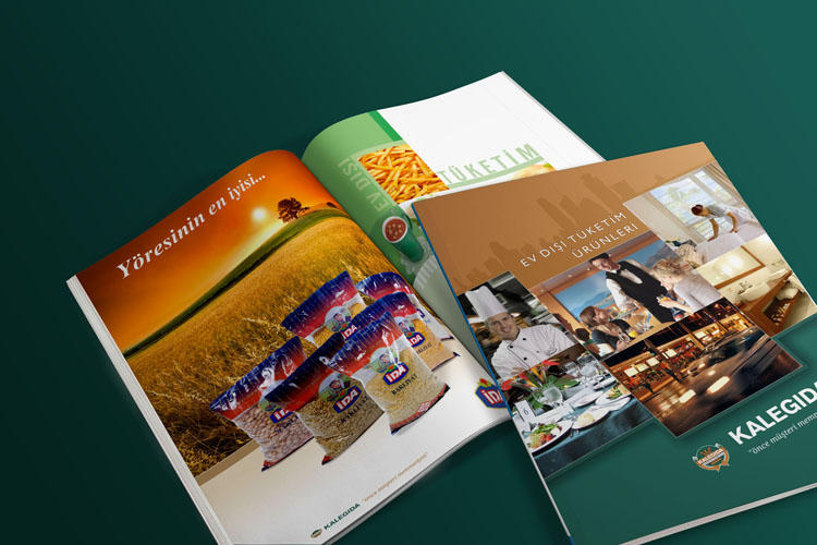 Brochure Design by sgcanturk - 11274
