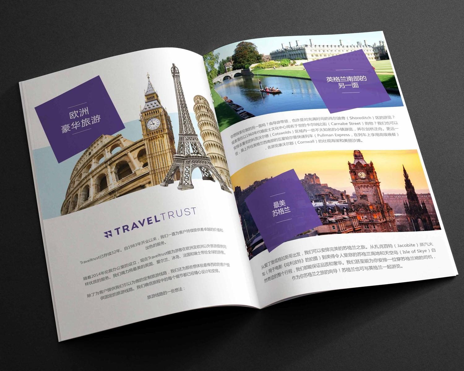 Professional Company Brochure Design - Satisfaction Guarantee by Devrajsinh - 96422