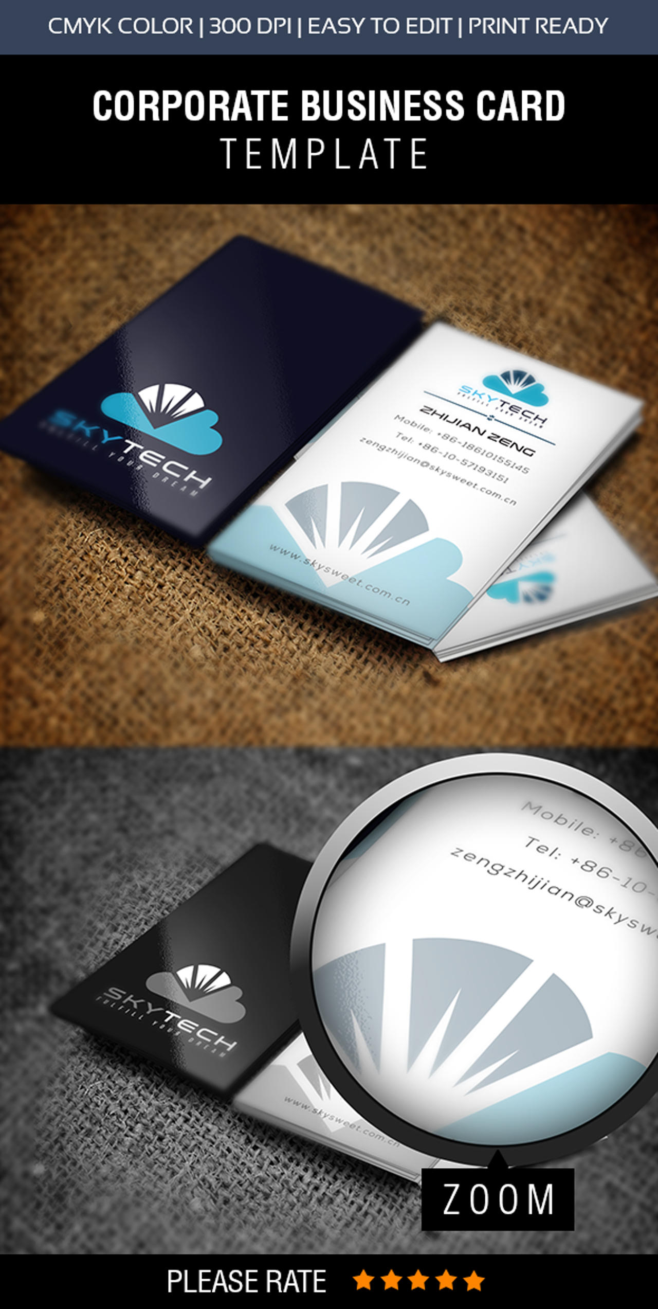 Creative Business Card by shujaktk - 69482