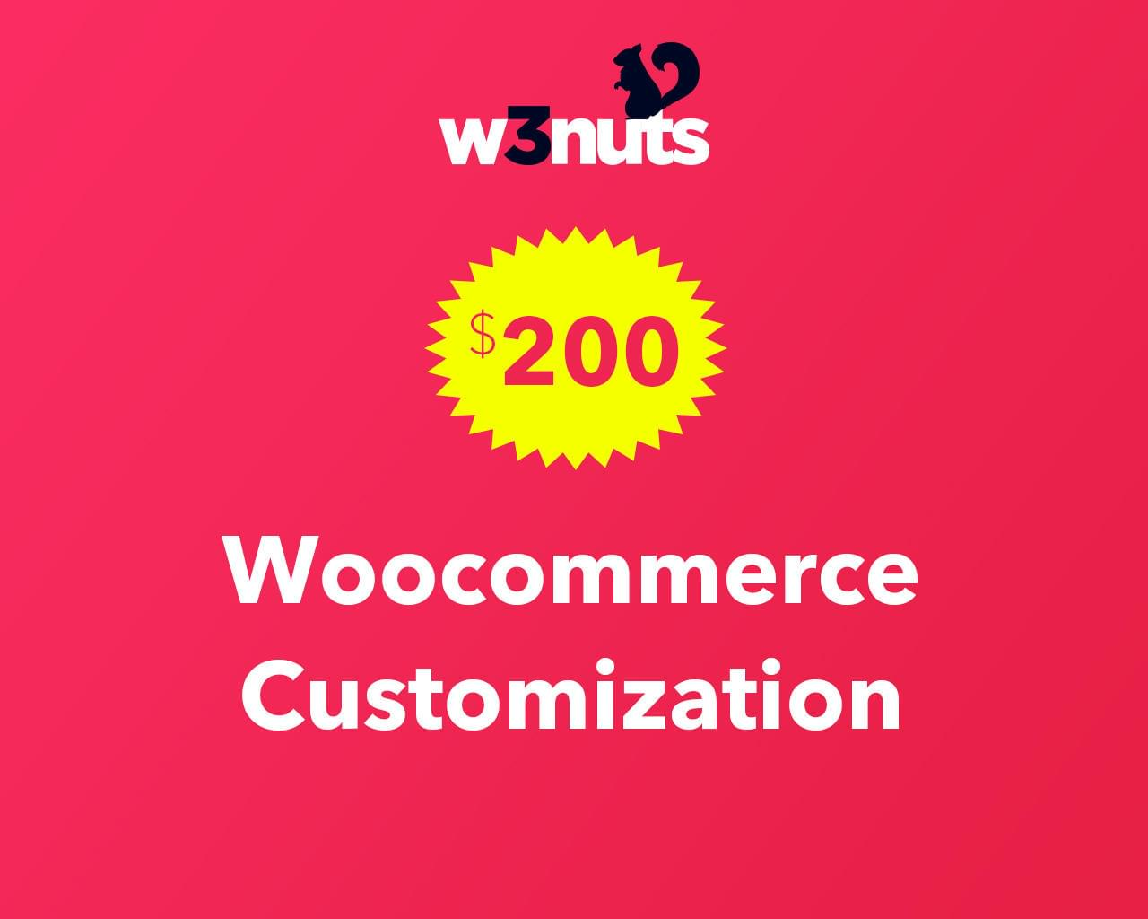 Woo Commerce customization  by samirkaila - 116105