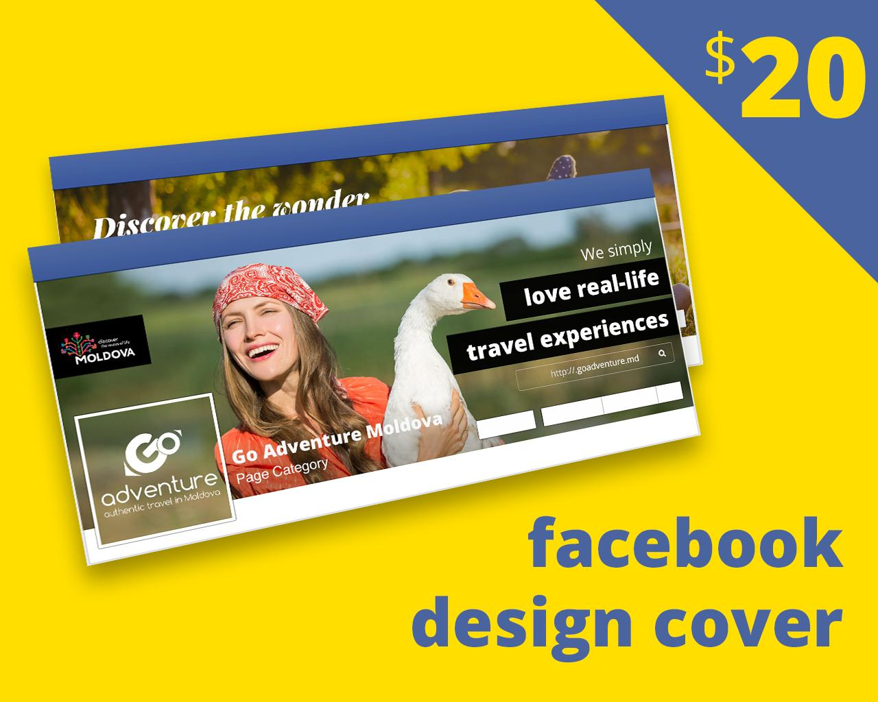 Custom Design  Facebook Cover And Profile Picture by 1theme - 98971