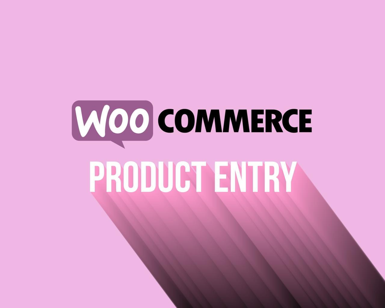 WooCommerce Professional Product Entry ( 30 products ) by dadtective - 111920