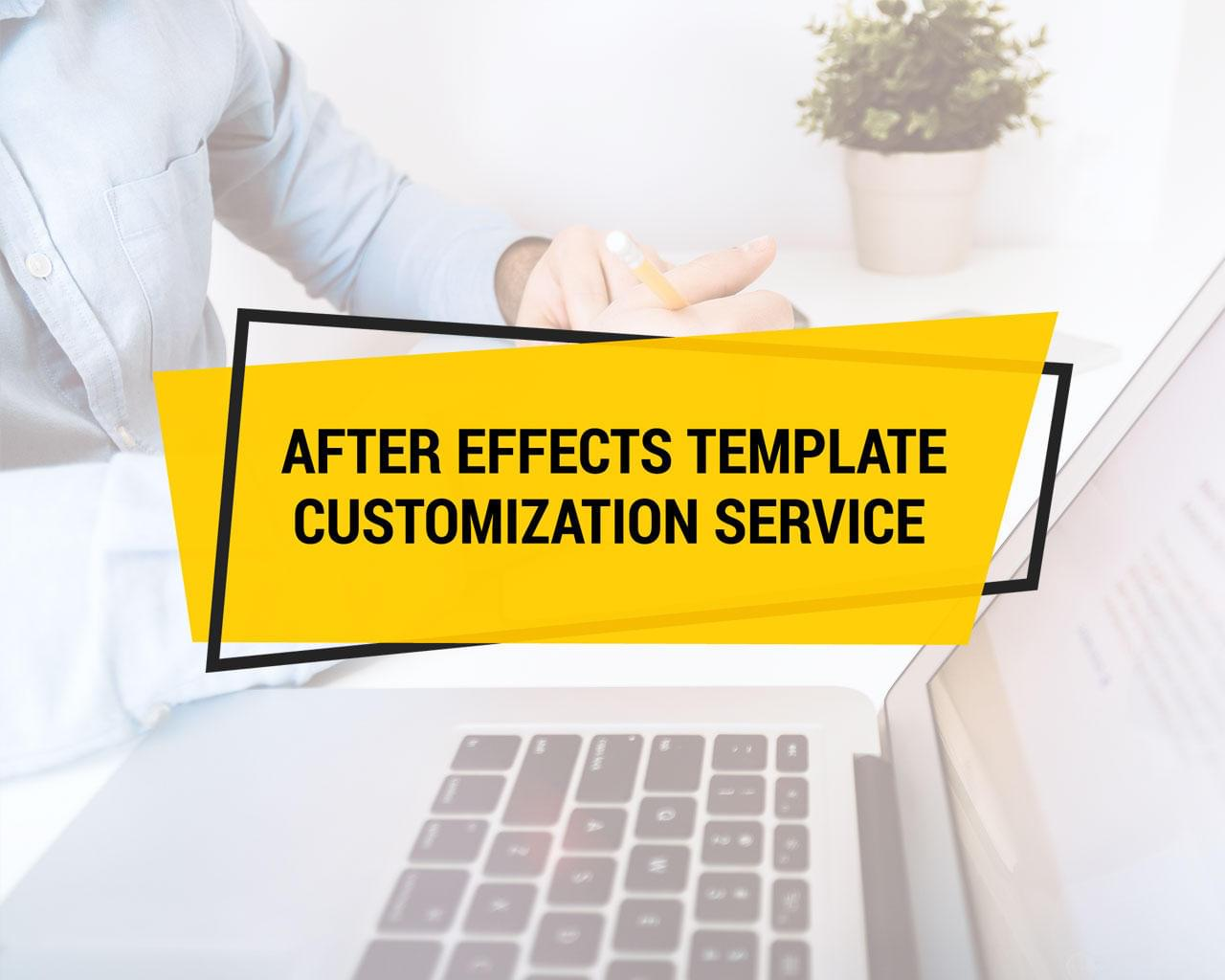 After Effects Template Customization and Video Rendering Service by CleanAndSimple - 111137