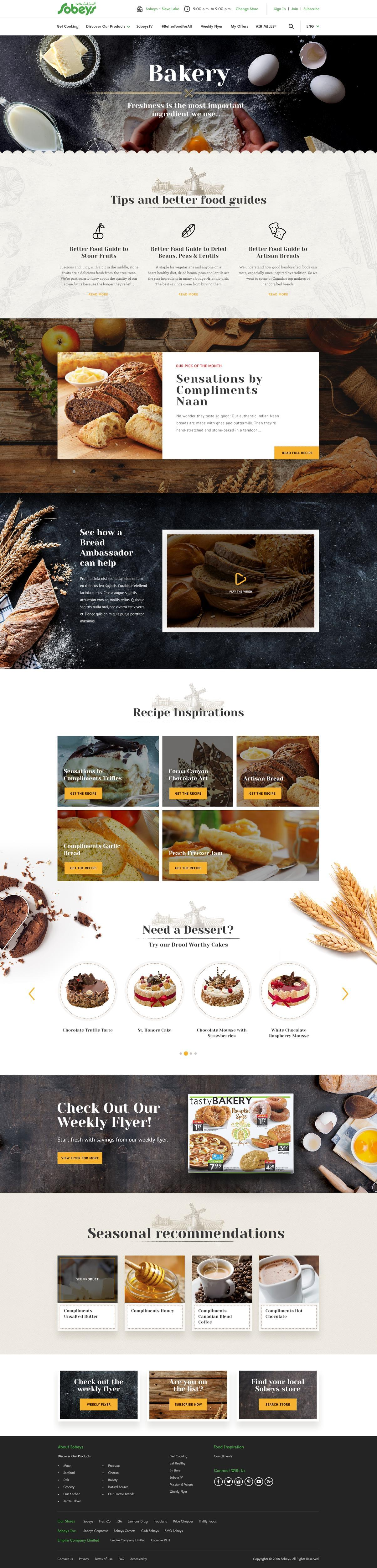 Creative & Professional One Page Web Design by yogags - 112124