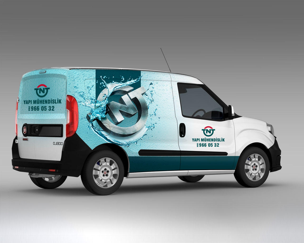 Vehicle Wrap Design by sgcanturk - 110816
