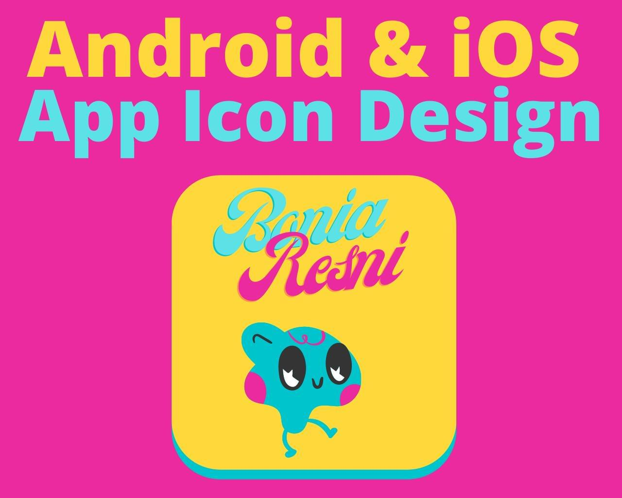 Android & iOS App Icon Design by DePautaMadre - 119564