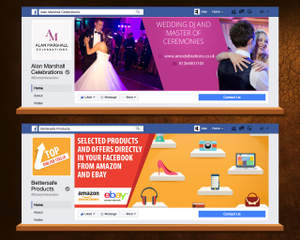 Professional Facebook Timeline Cover Design by sudiptaexpert on