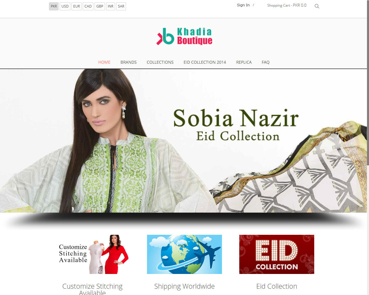 Website Customization & Updates by AzherJawed - 56195