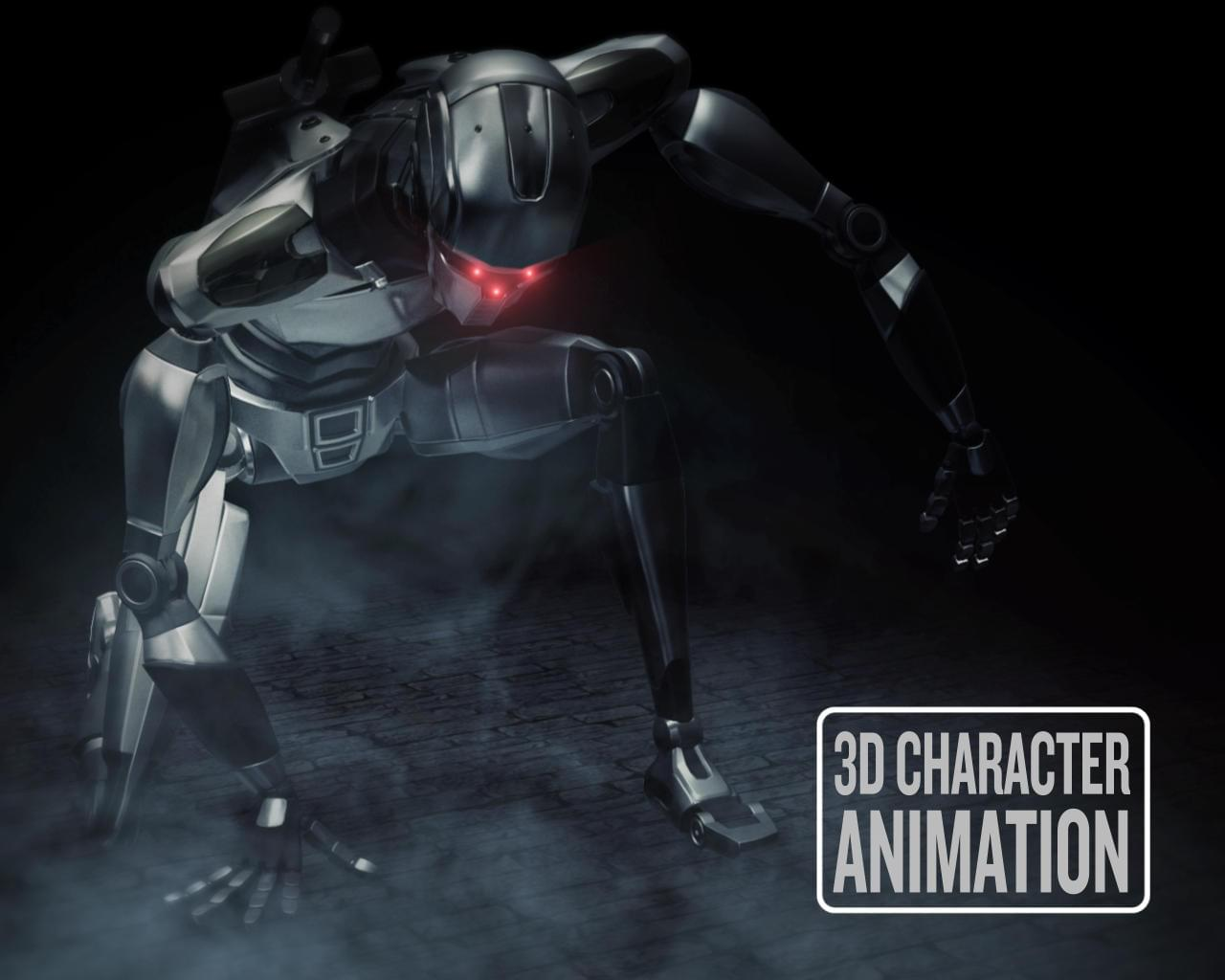 3D Character Animation by russvirtual - 115339