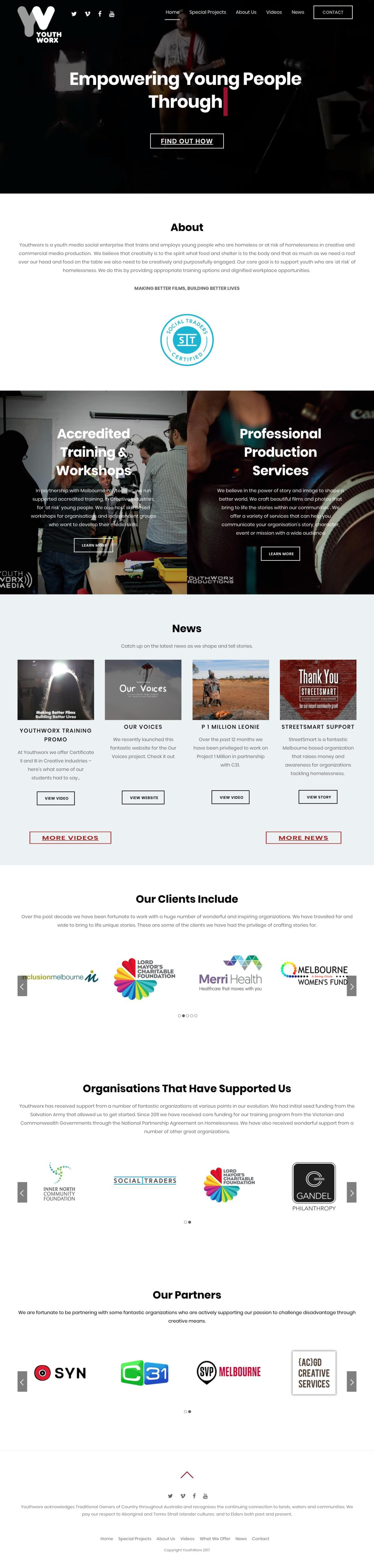 Build in WordPress Theme customisation by ihsanatkia - 111997