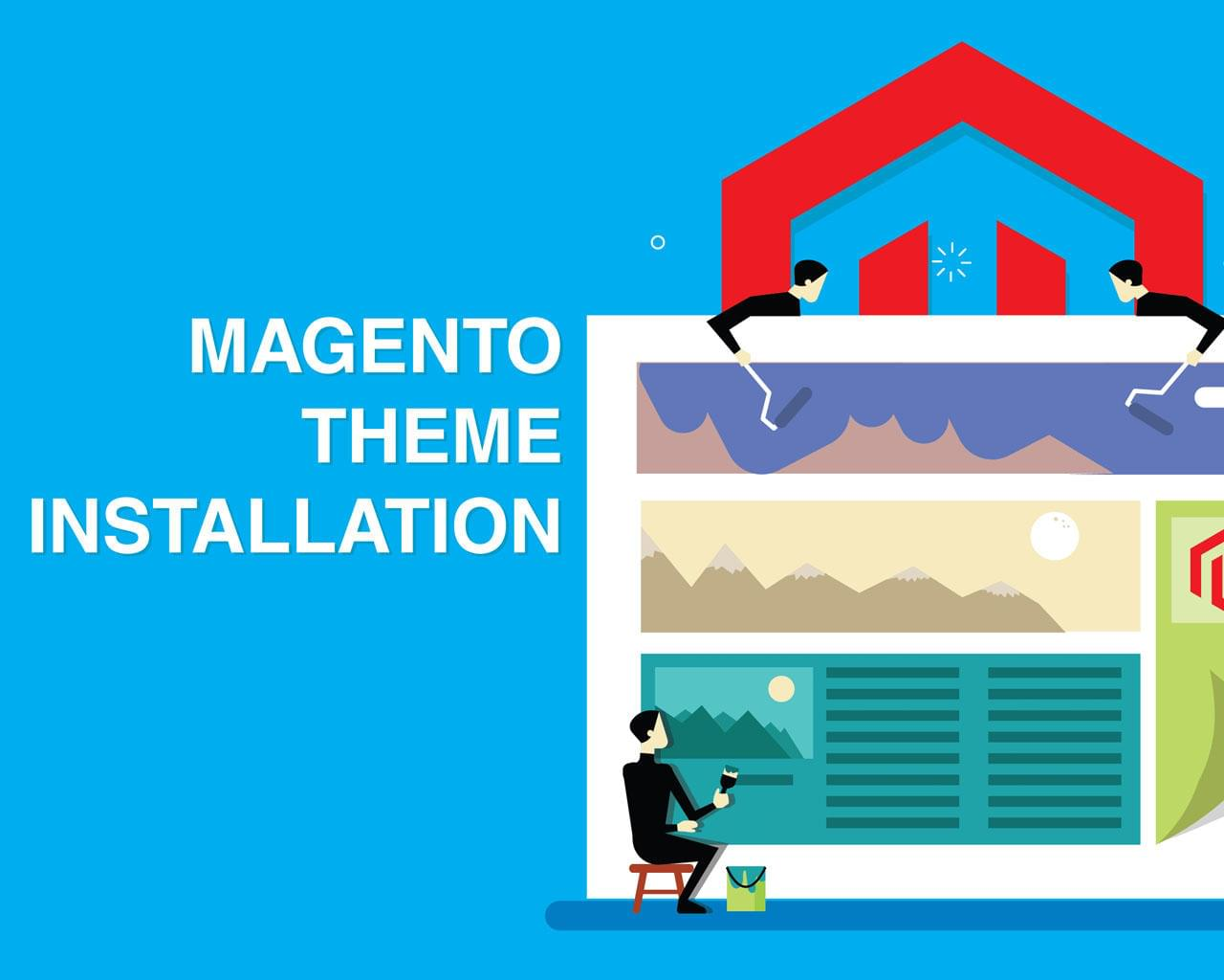 Magento 2 Theme Installation and theme installation by CoralixThemes - 115461