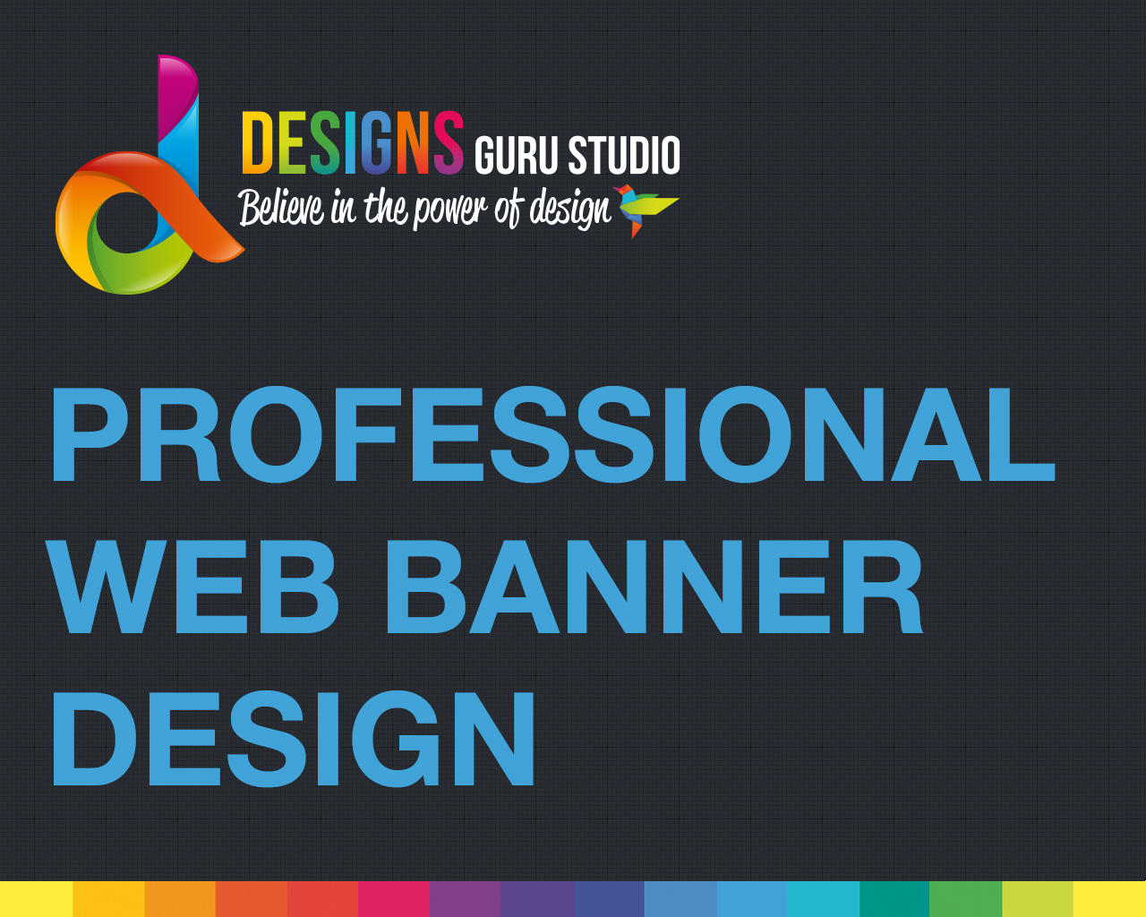 Professional Web Banner Design by designsgurustudio - 94709