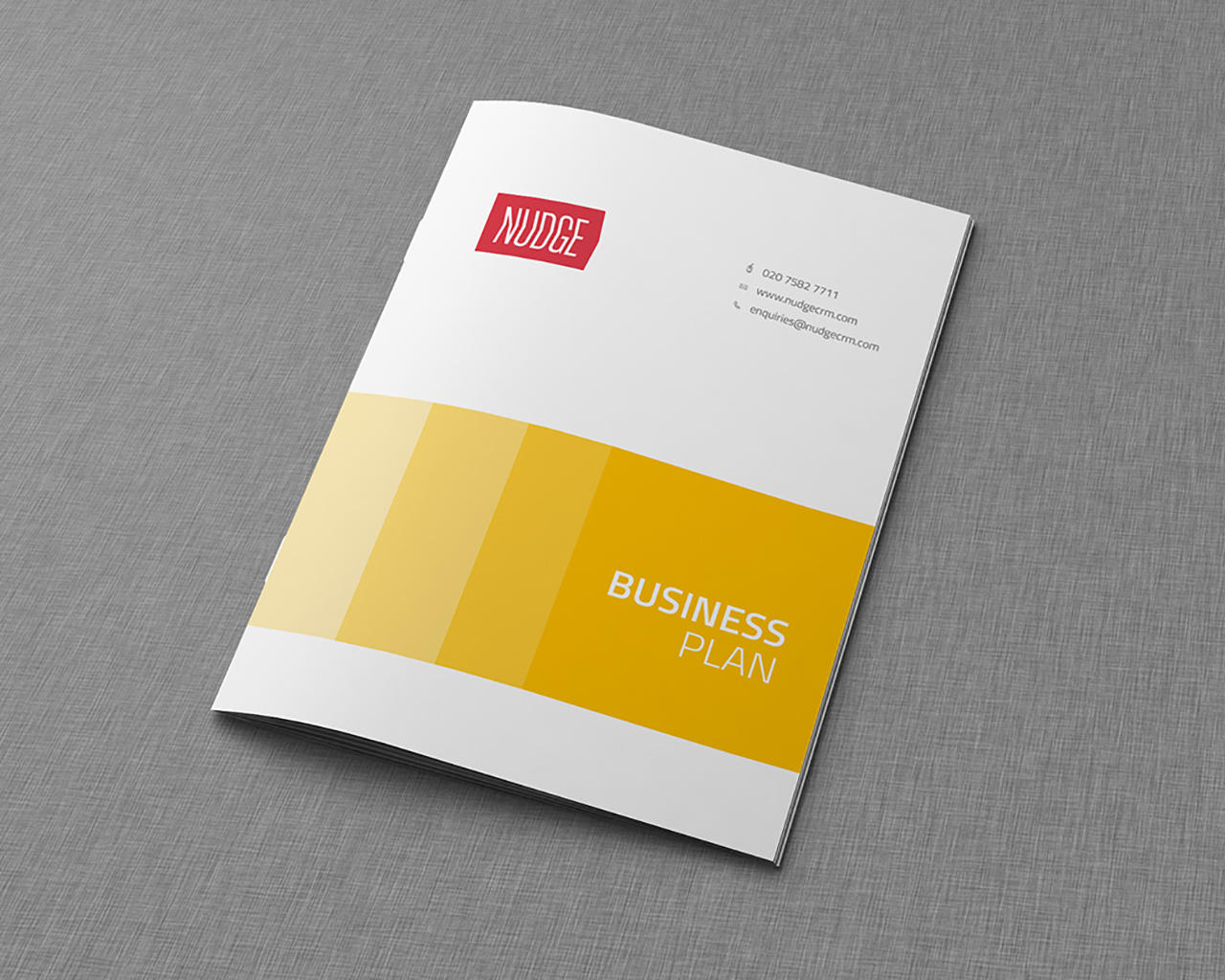 Corporate Brochure by Vicasso - 99584