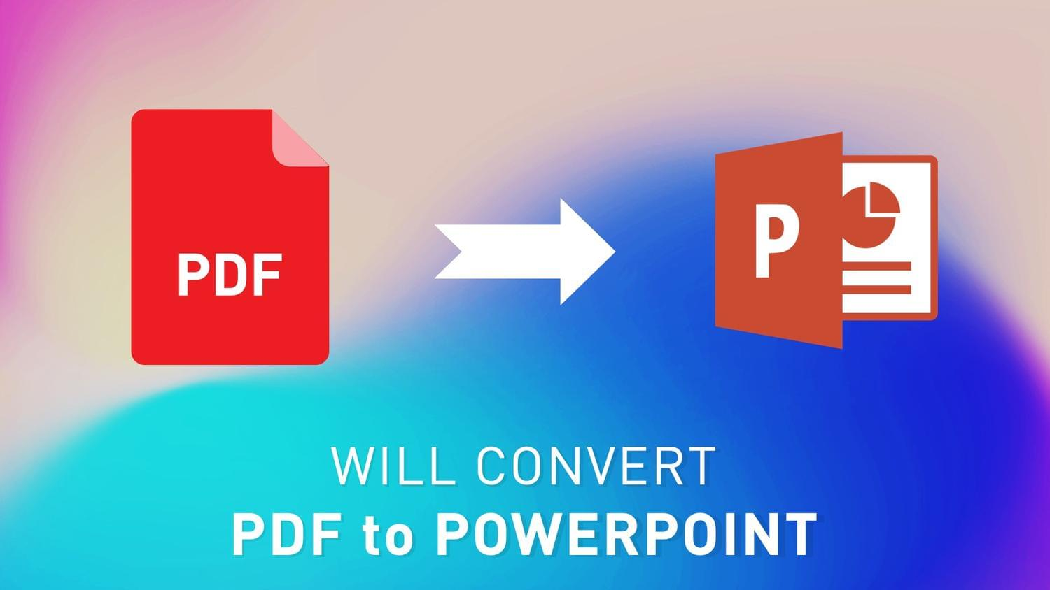 Convert PDF to PowerPoint by arvaone - 115094