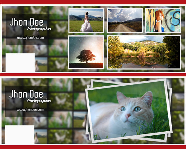 Facebook Timeline Cover Design by WonderArt - 48188