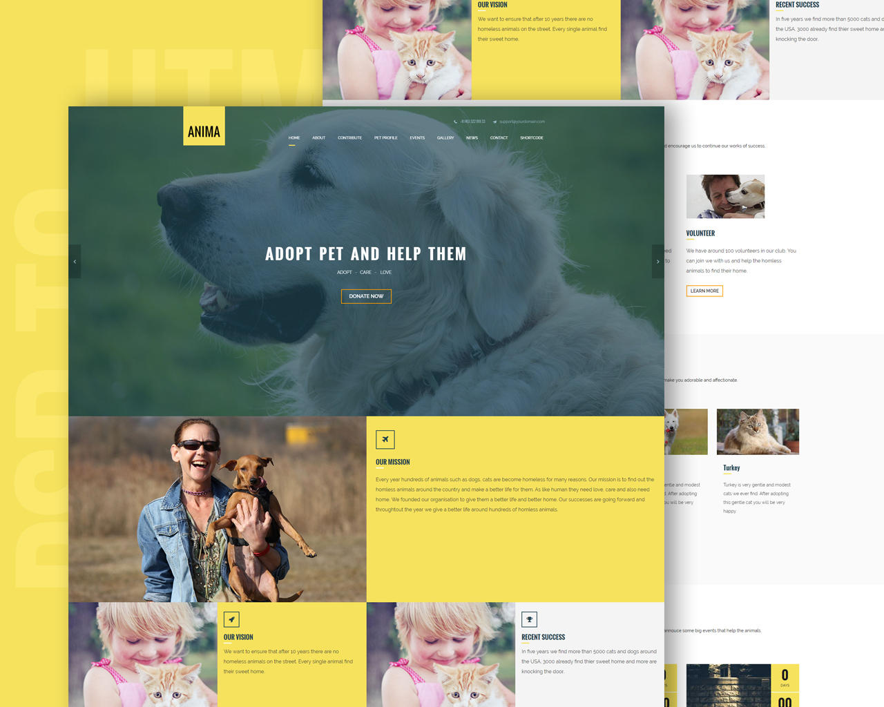 PSD To HTML 5 by CreativeShop7 - 101698