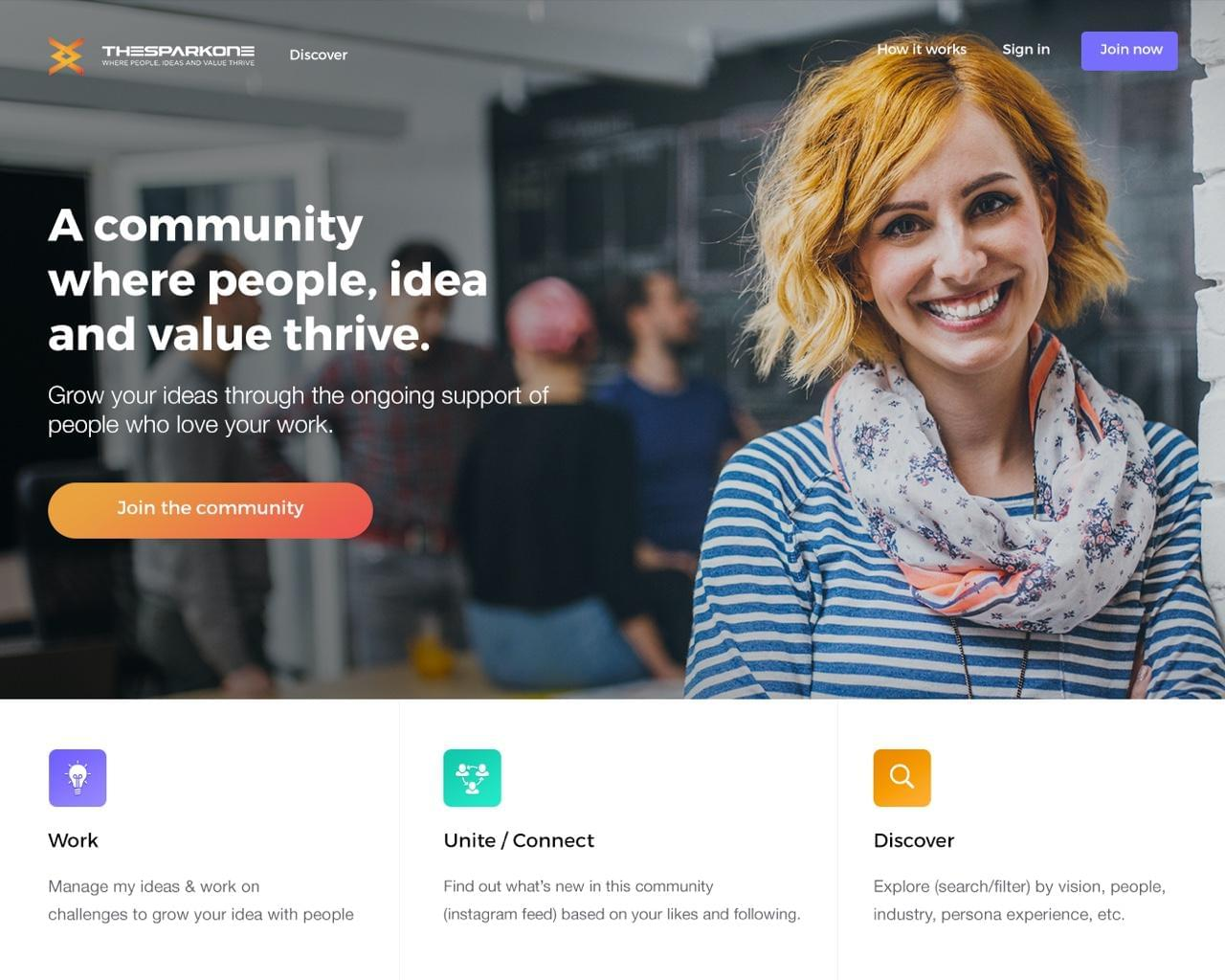 Beautiful And Conversion Focused Homepage Website Design by SixThousand_Studio - 119648