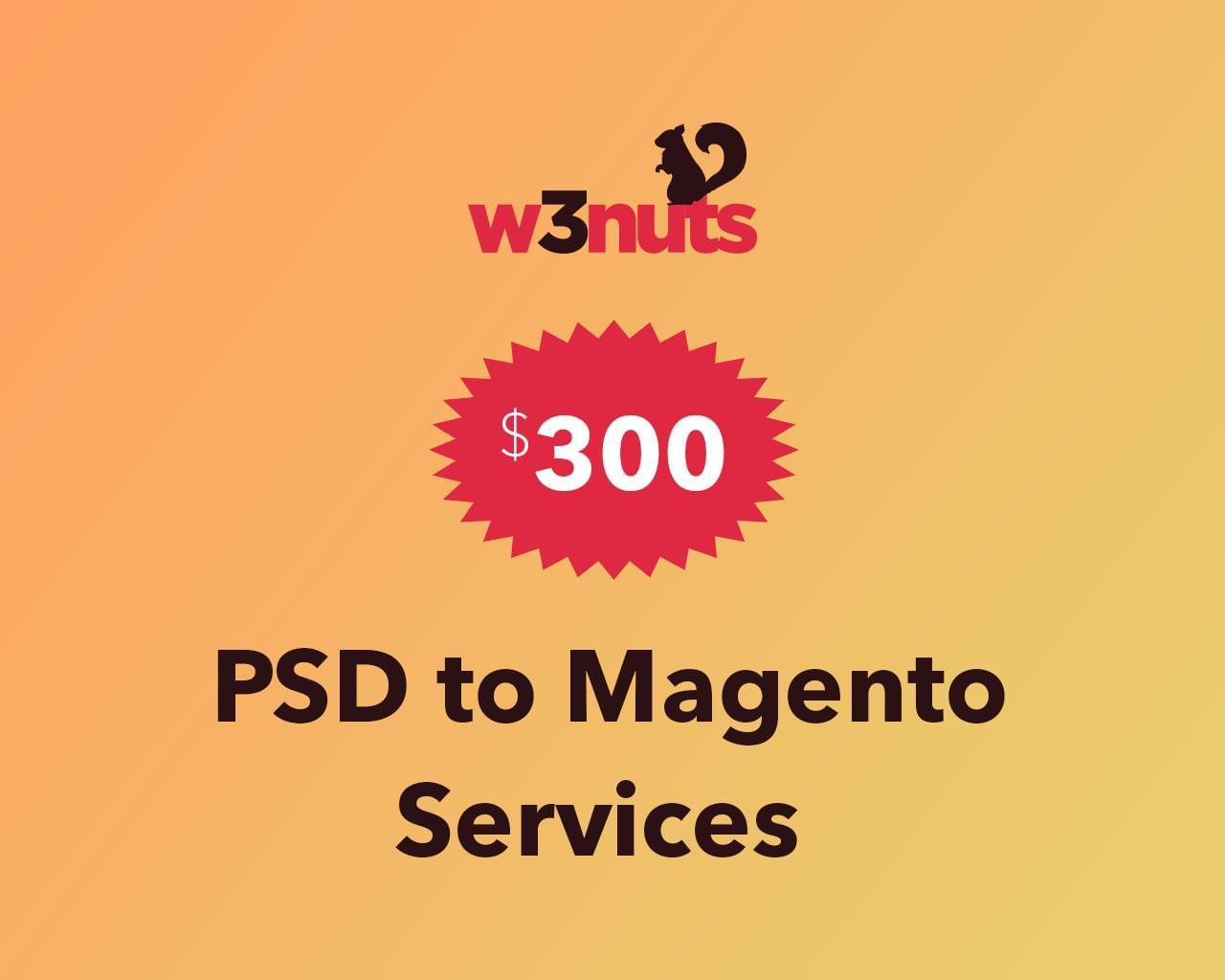 PSD to Magento Development Services by samirkaila - 116145