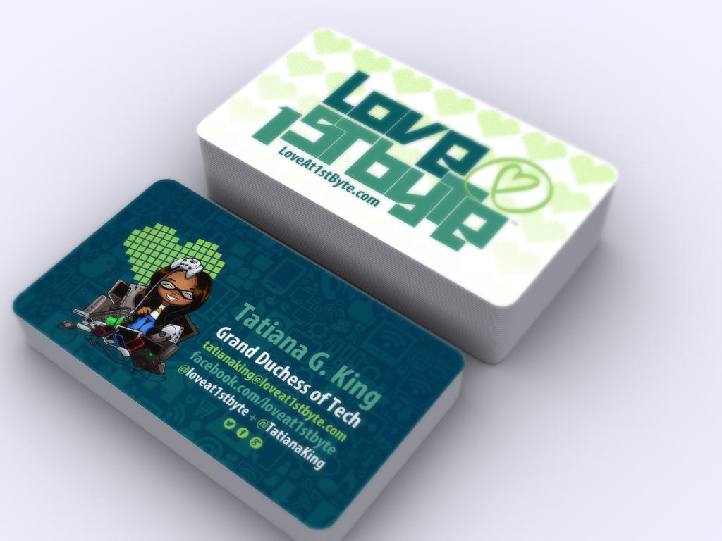 Creative + Modern Business Card Design by joyfulstar - 38729