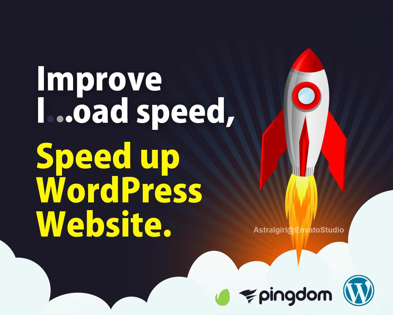 Wordpress Load Speed Optimization  by astralgirl - 116837