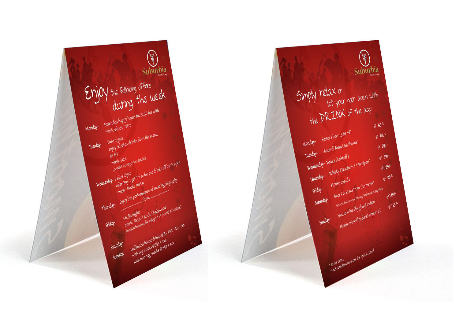 Restaurant Menu by Devrajsinh - 96433