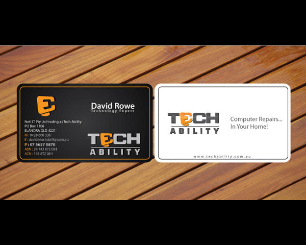 Corporate Business Cards by AzherJawed - 56207