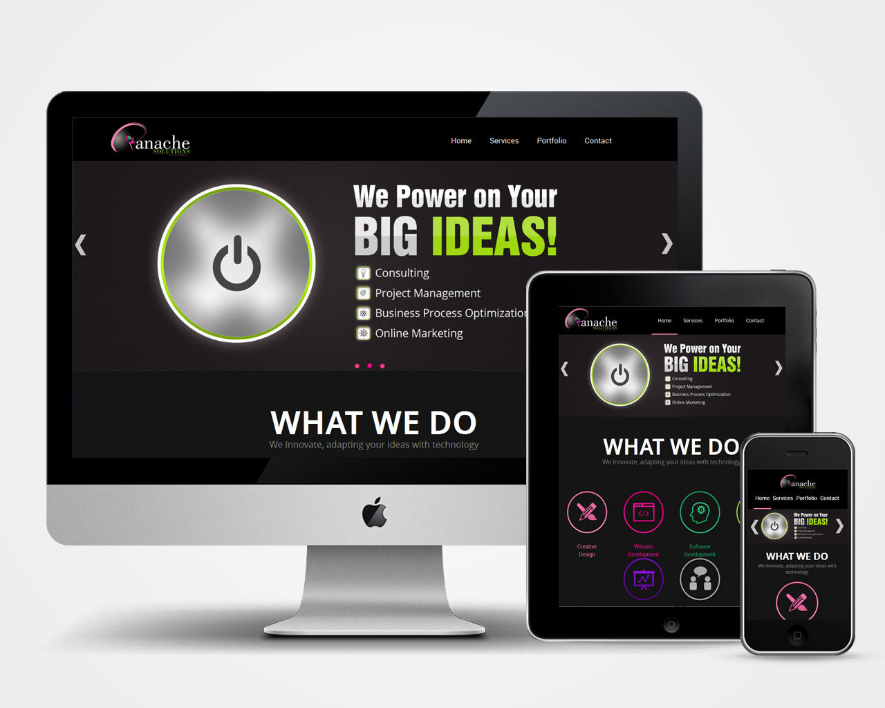 Responsive full Website Design / Redesign ( HTML/CSS) by