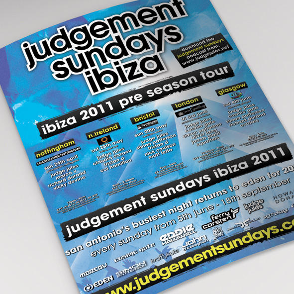 Stunning Double sided Flyer / Leaflet  by Thomcaptcha - 28841