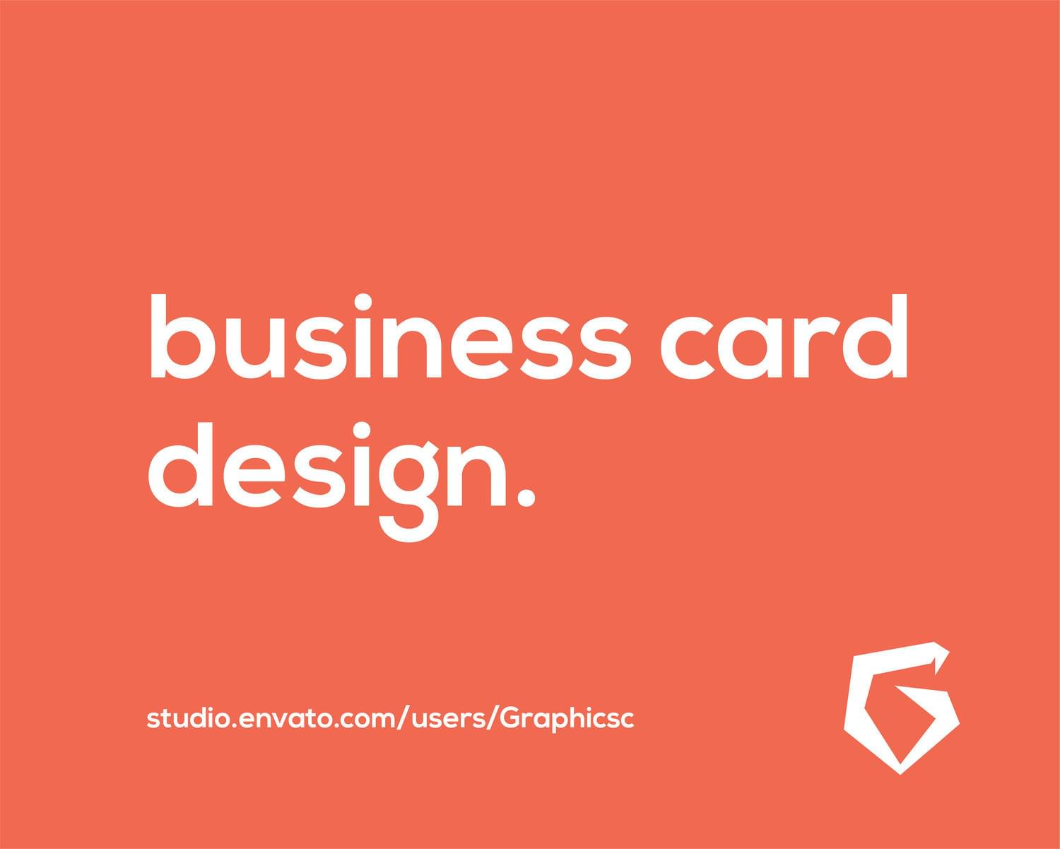 High-End Business Card Designs by Graphicsc - 112420