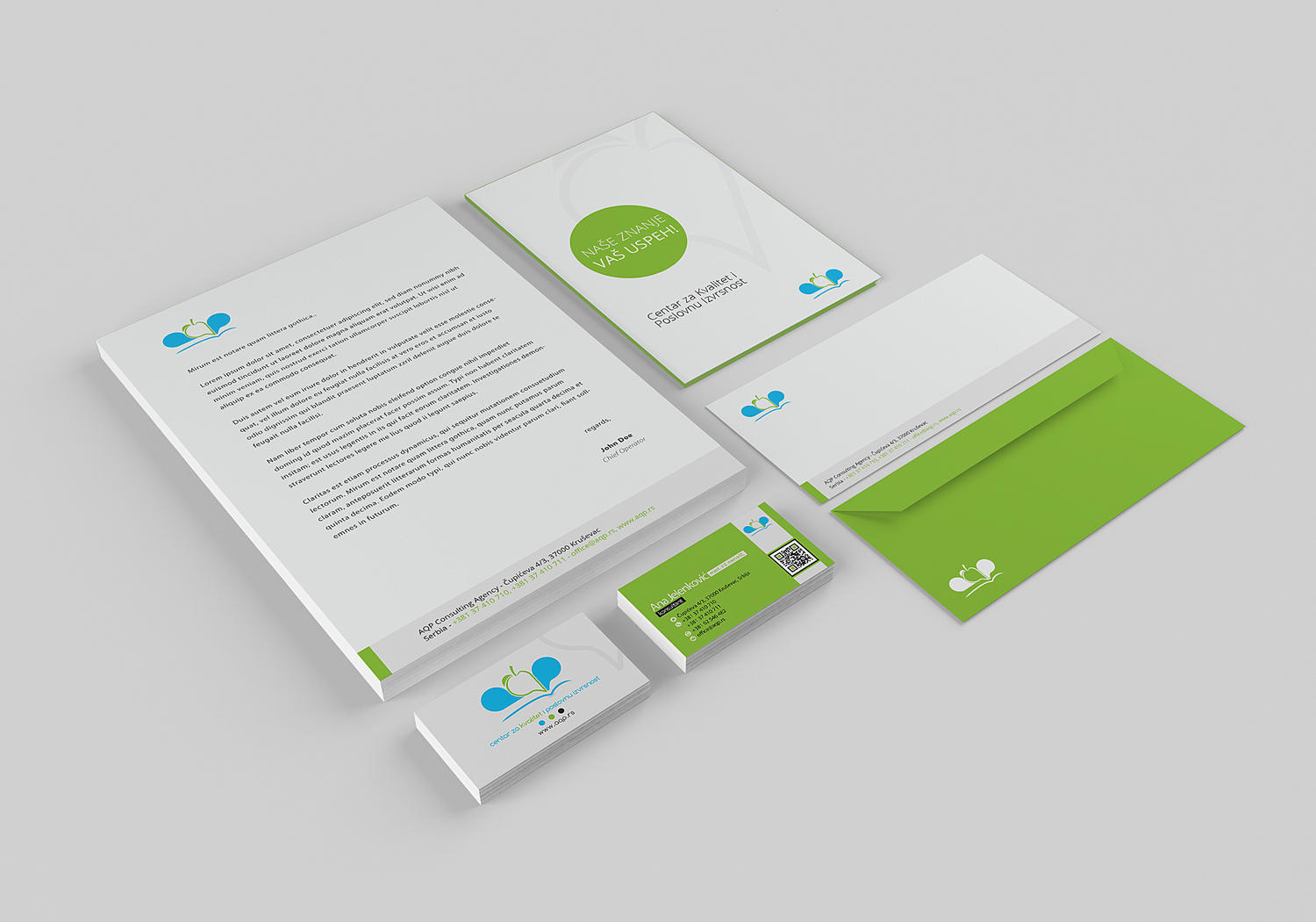 professional brand identity design by wolfy on envato studio professional brand identity design