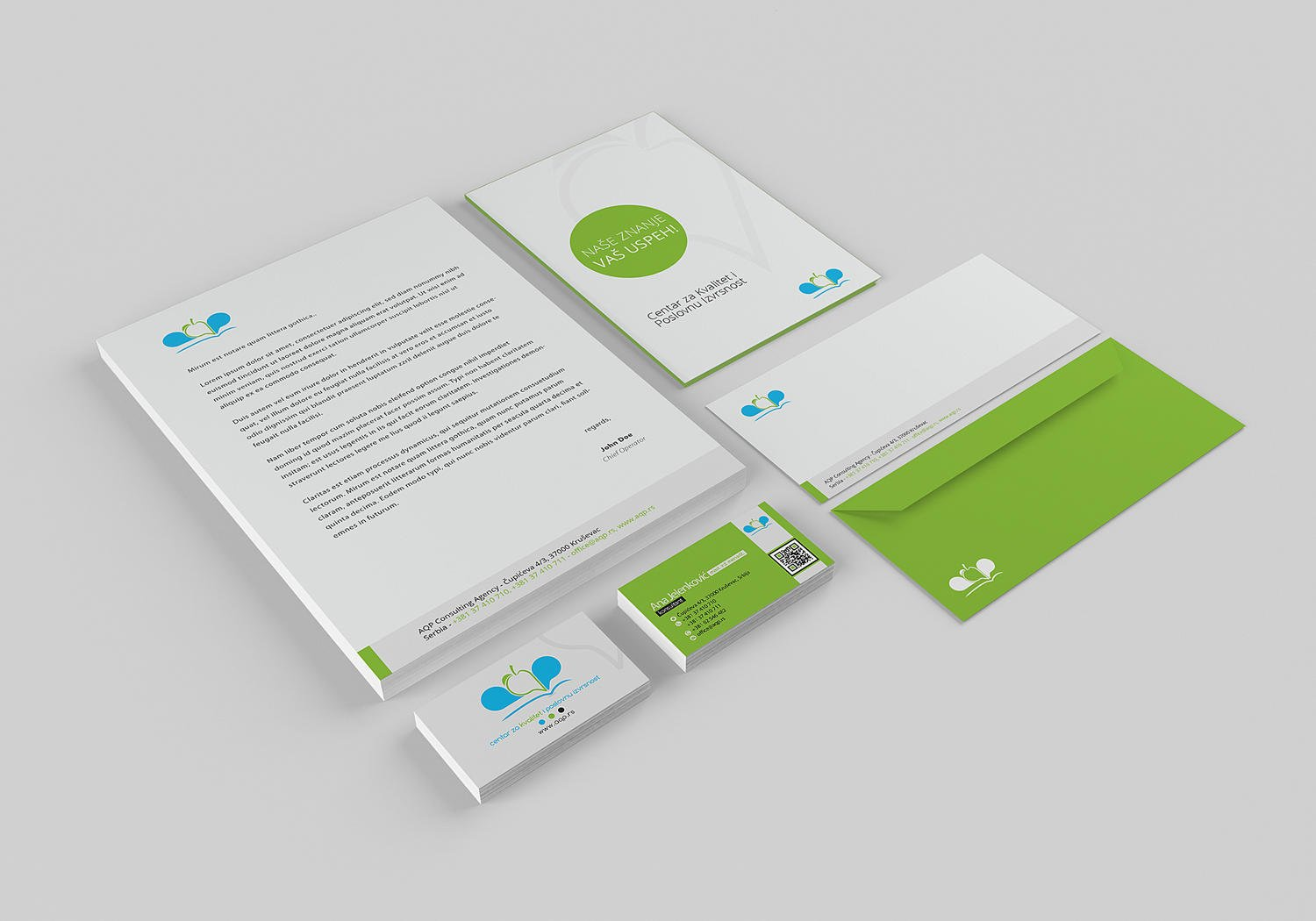 Professional Brand Identity Design by wolfy037 - 30886