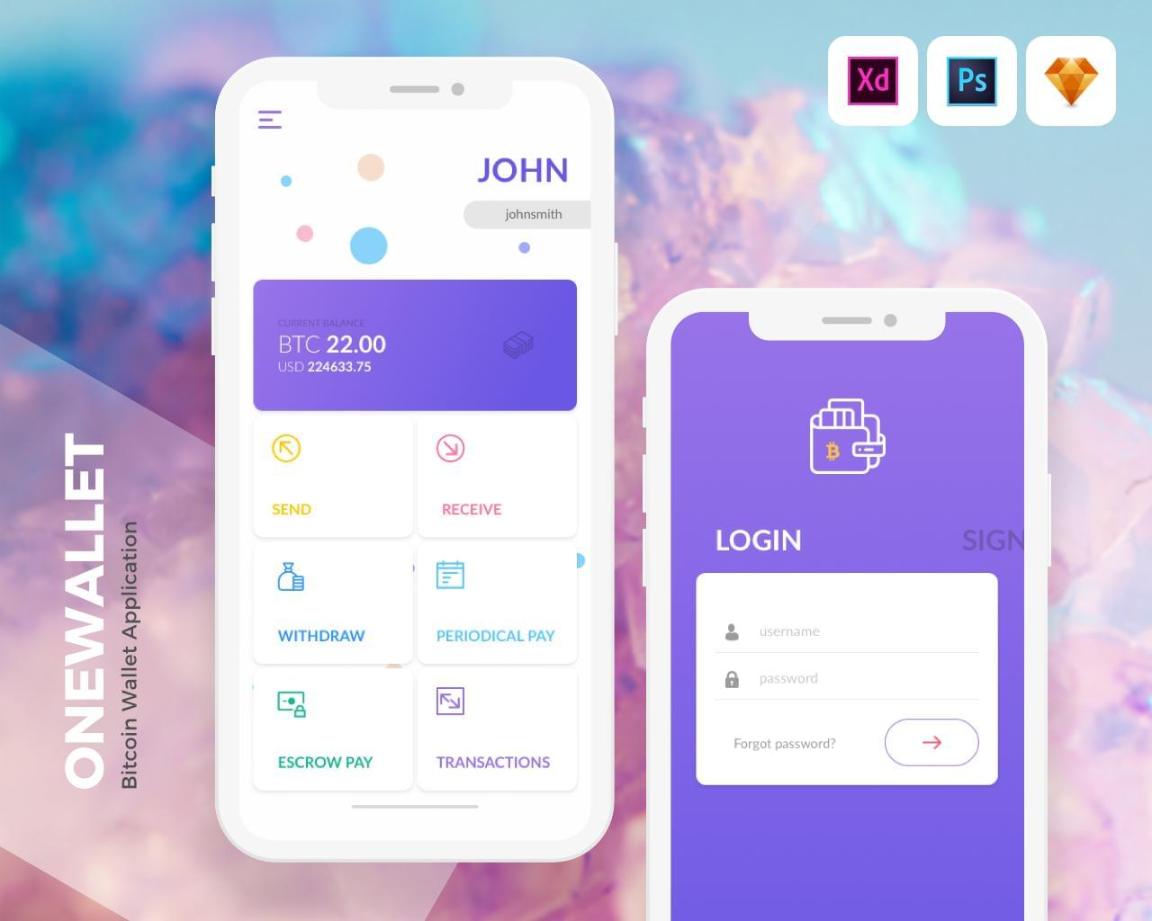 Mobile Application UI Designing by ubrain - 114962