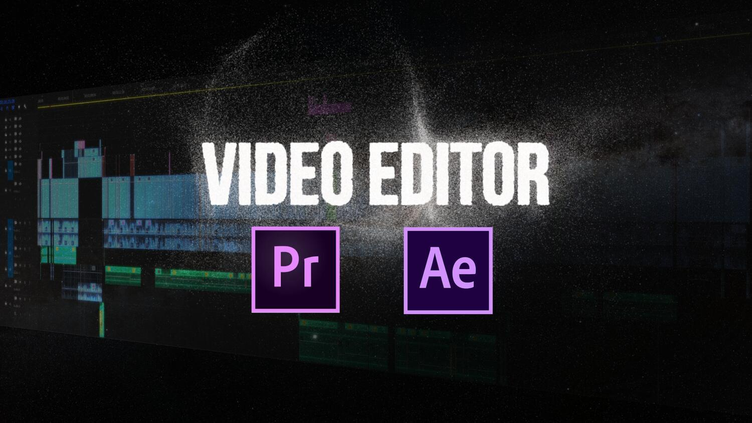 Remote Video Editor for Hire (FREE estimate) by BTreeM - 118346