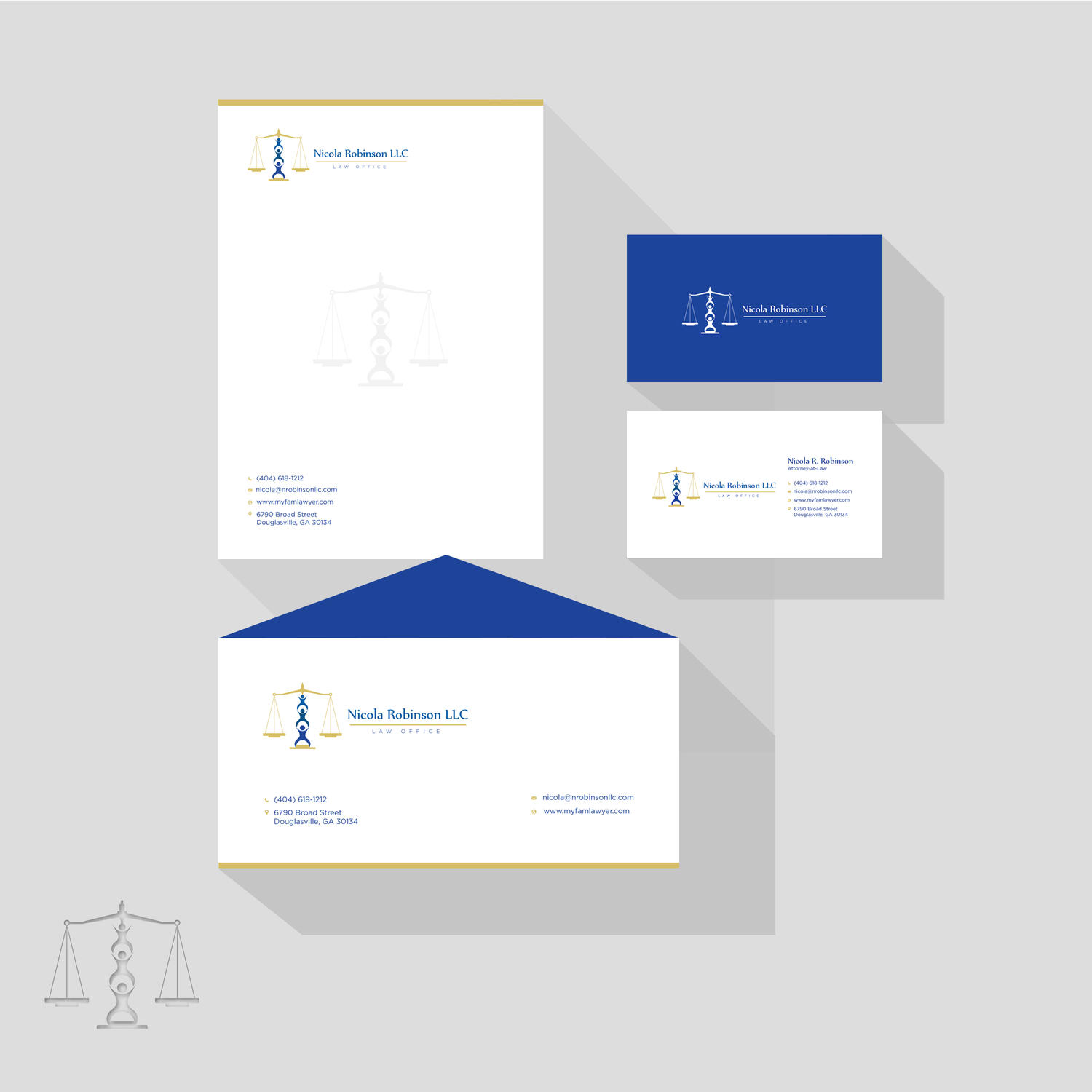 Professional Business cards, Letterheads, Envelopes and Brand Logo ...