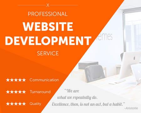 New Website Design & Development Services on Envato Studio
