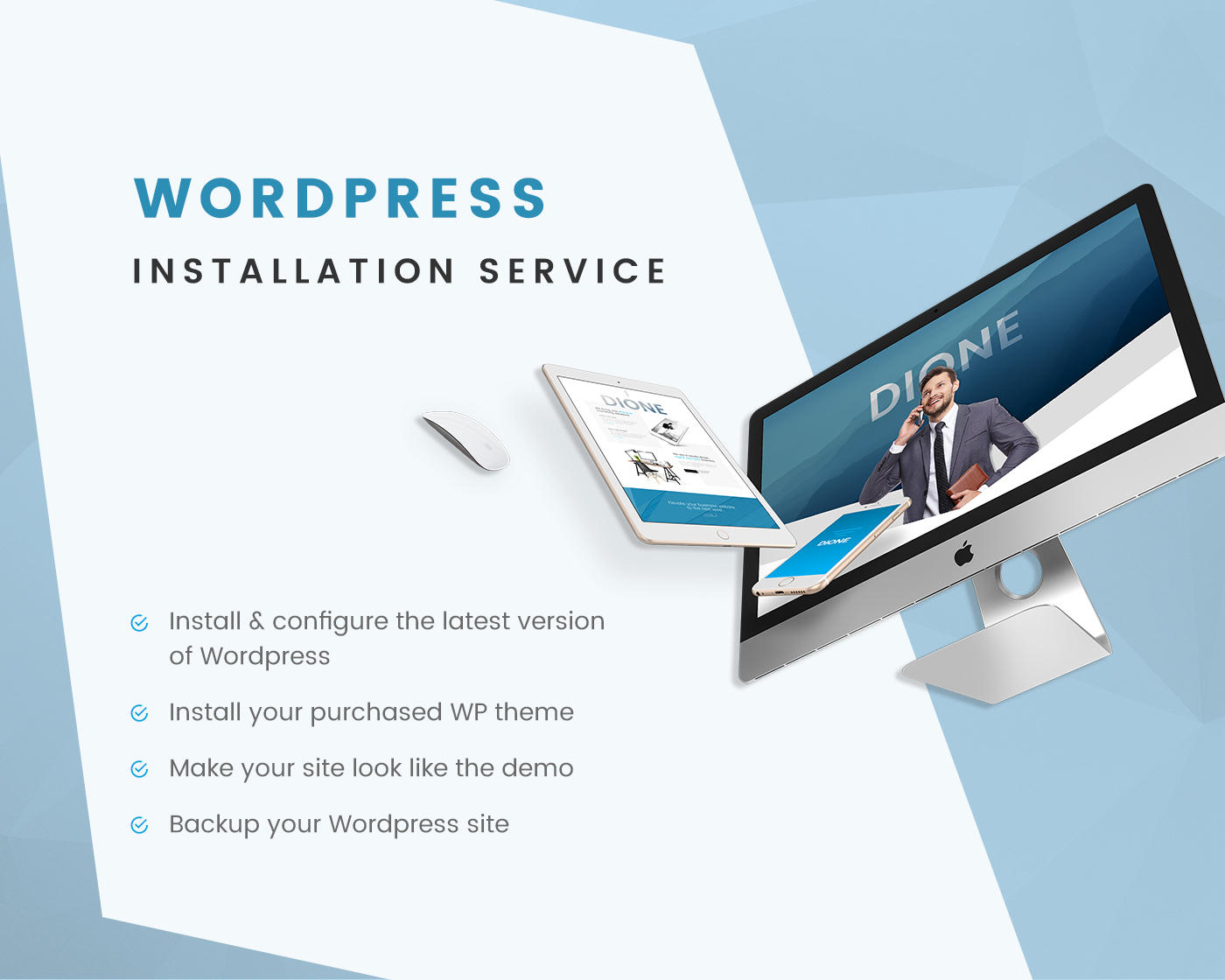Express WordPress Installation  by ThemeMove - 102937