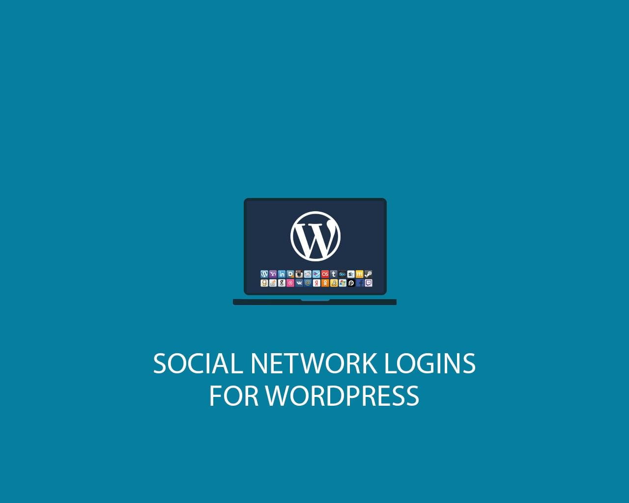 Facebook / Gmail / Twitter / VK and other social network login integration for WordPress by ki-themes - 116627