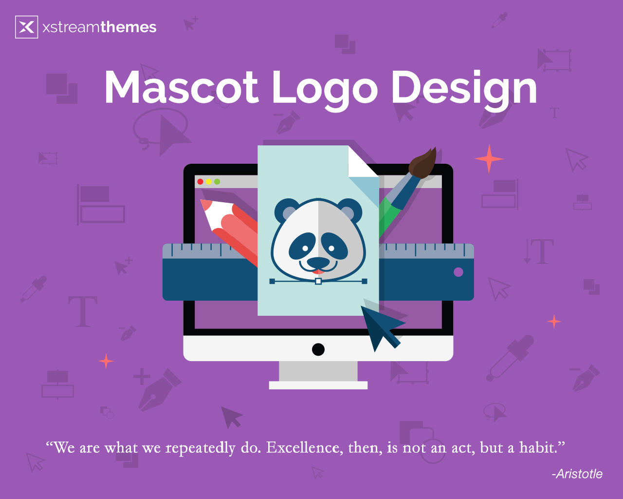 Professional Mascot Logo Design by xstreamthemes - 102037