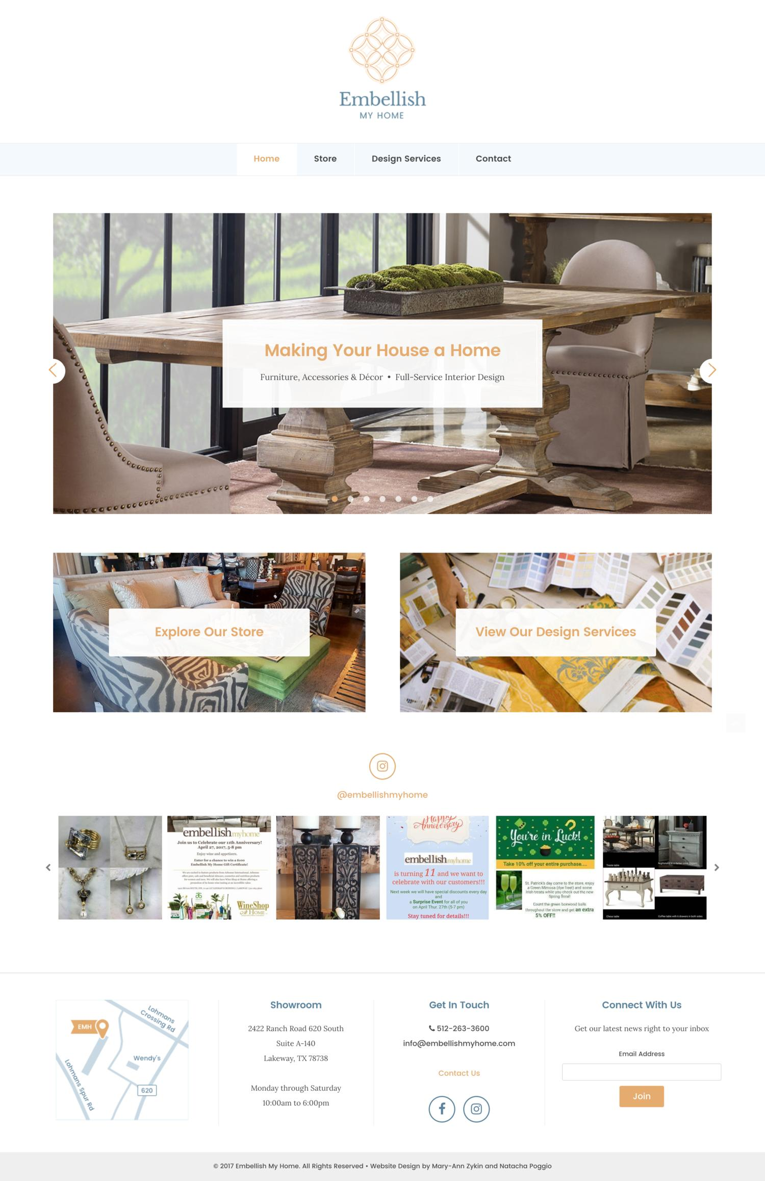Small Website Design by mazykin - 107407