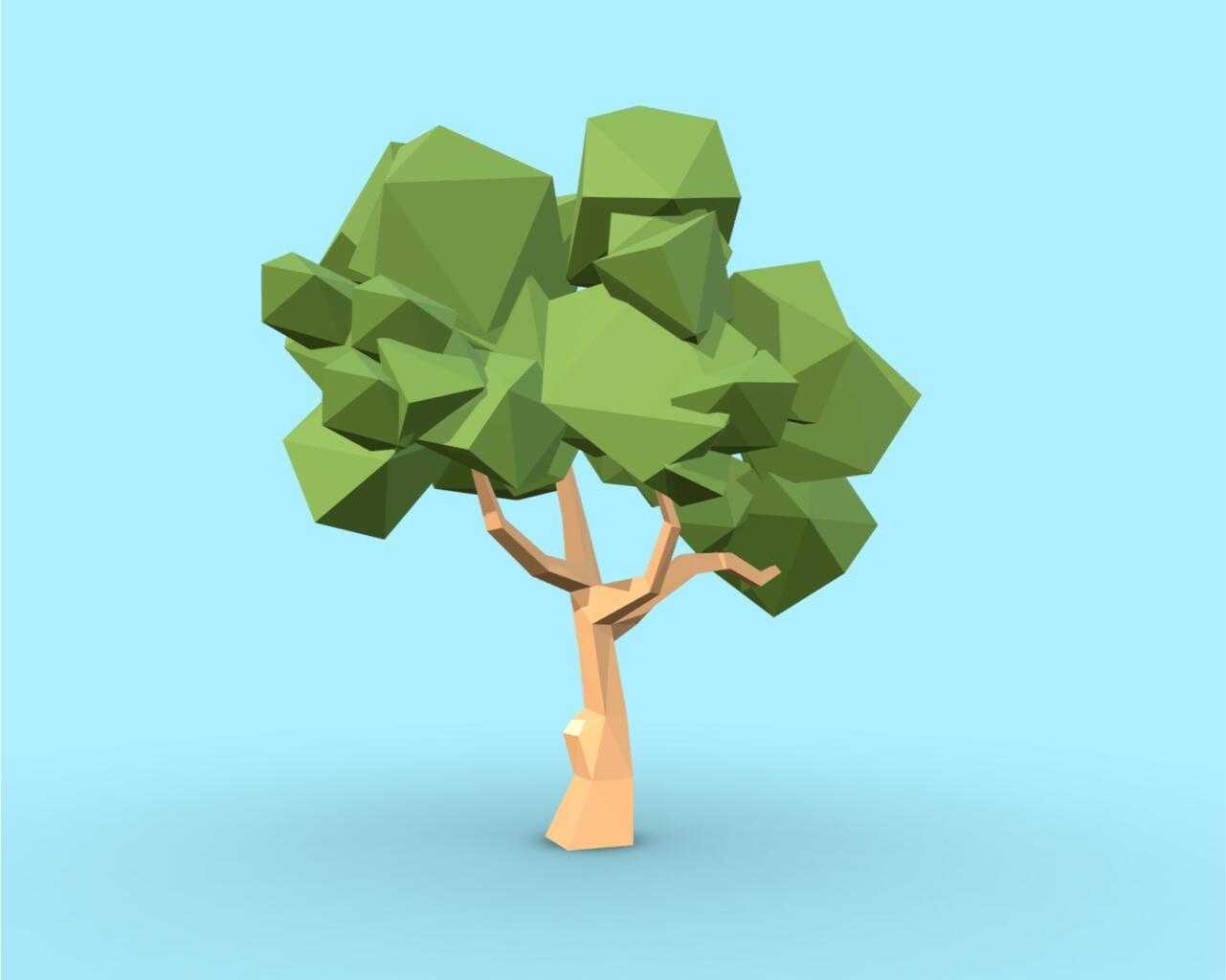 3D Modeling Lowpoly Assets for Mobile Games by Trashbot - 118309