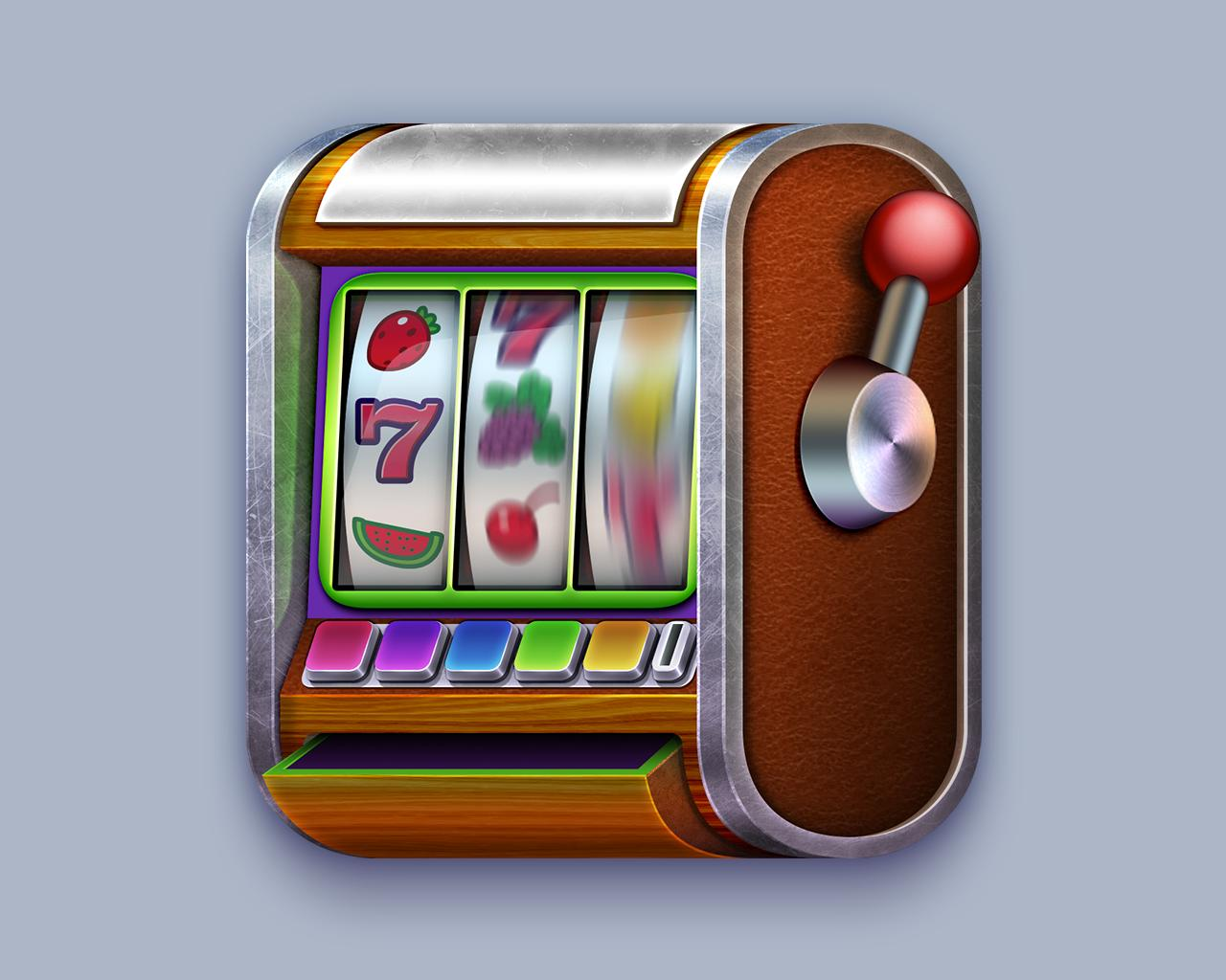 Professional Realistic iOS App Icon by weirdeetz - 85437