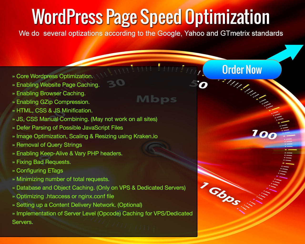 WordPress Gear Up - Page Speed Optimization for SEO by designsvalley - 98662