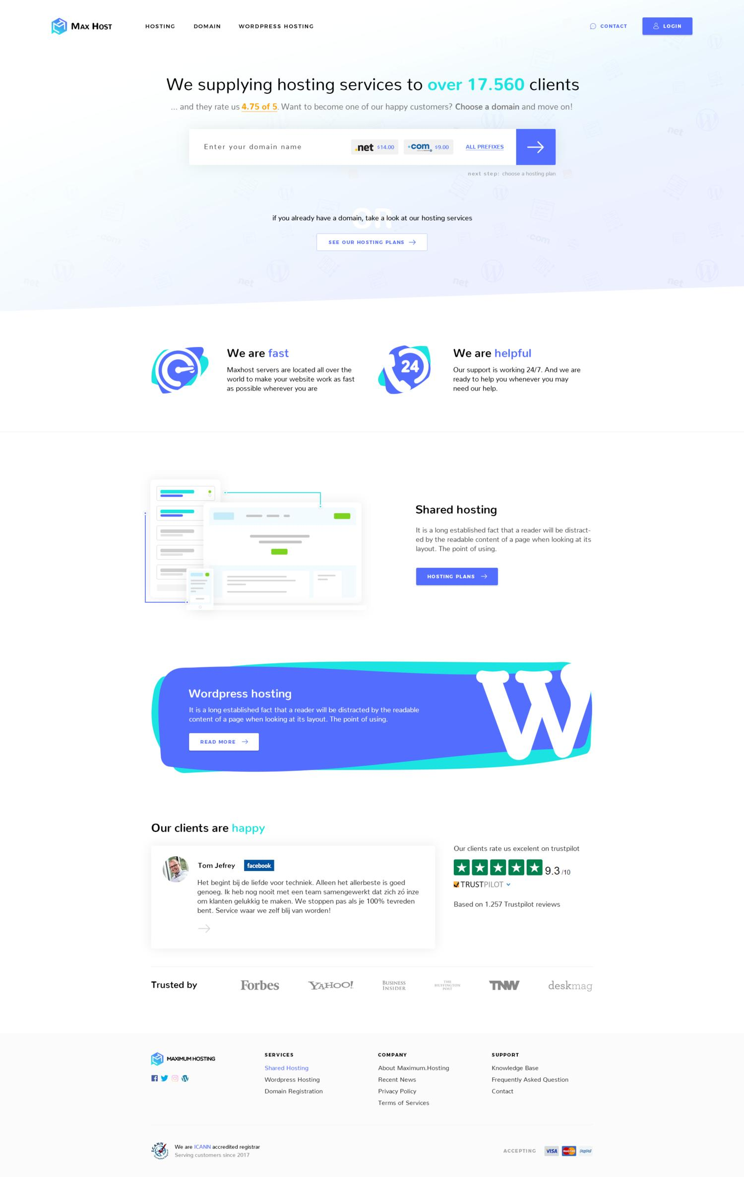 Home Page Design & Redesign by baranmod - 108028