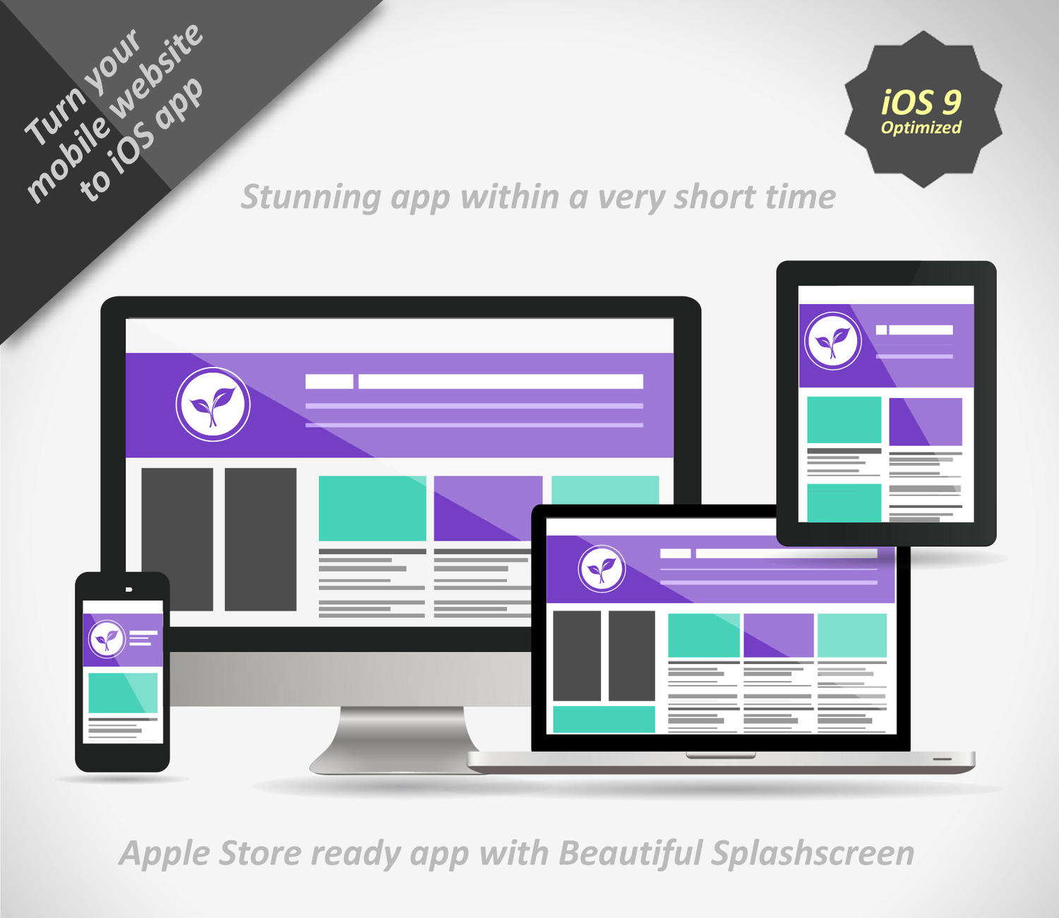 Website to iOS App Conversion by dotarcadia - 105118
